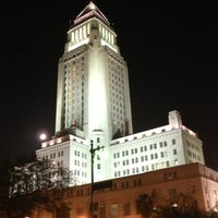 Photo taken at Los Angeles City Hall by Nigel C. on 3/25/2013