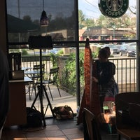 Photo taken at Starbucks by Christine on 1/31/2015