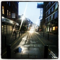 Photo taken at Exmouth Market by Elkanah R. on 10/25/2012