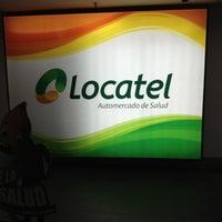 Photo taken at Locatel by Luis Henrique M. on 10/14/2012