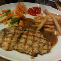 Photo taken at Glosis® European Food by VennyRachmannn on 5/3/2013