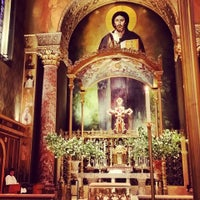 Photo taken at Roman Catholic Church of Our Saviour by xoJohn.com on 5/31/2014
