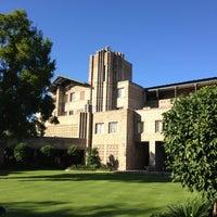 Photo taken at Arizona Biltmore, A Waldorf Astoria Resort by Peter M. on 11/11/2012