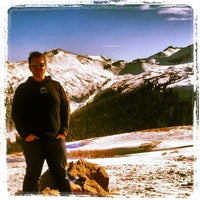 Photo taken at Independence Pass by Stefan N. on 10/12/2013