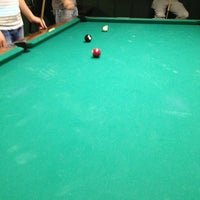 Photo taken at Chicago Billiards Cafe by Tahir A. on 6/2/2013