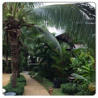 Photo taken at Nora Chaweng Hotel by Anna on 1/31/2014