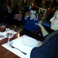 Photo taken at Restaurante Bocaccio by Nuno S. on 3/23/2013