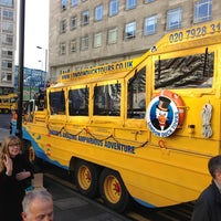 Photo taken at London Duck Tours by Chris S. on 11/22/2012