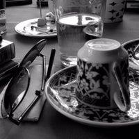 Photo taken at Nev-i Cafe by Hale A. on 11/10/2012