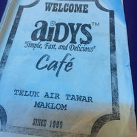 Photo taken at Aidy's Cafe by Aiman S. on 7/10/2016