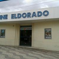 Photo taken at Cine Eldorado by Gleybson S. on 3/17/2013