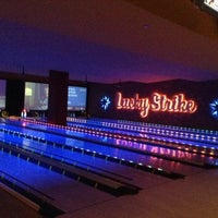 Photo taken at Lucky Strike Chicago by Scott L. on 7/24/2013