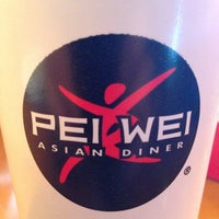 Photo taken at Pei Wei by Peter X. on 1/15/2013