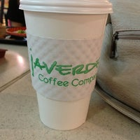 Photo taken at Javerde Coffee Company by Dallas S. on 1/2/2013