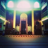 Photo taken at Masjid Al Najihin (مسجد الناجيهين) by Hafeez A. on 1/9/2013