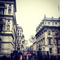 Photo taken at 10 Downing Street by Hafeez A. on 3/8/2013