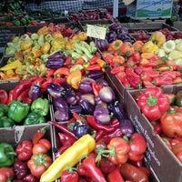 Photo taken at Ballard Farmer's Market by Tina T. on 9/29/2013
