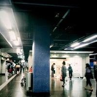 Photo taken at MTR Shau Kei Wan Station by Rus on 11/3/2012