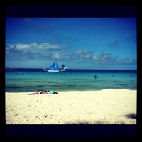 Photo taken at Boracay Island by Allen A. on 3/23/2013