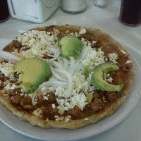 Photo taken at Antojitos Anita by Eduardo A. on 10/13/2012