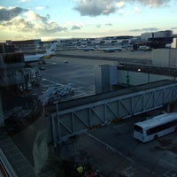 Photo taken at South Terminal by Lucy B. on 11/1/2012