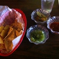 Photo taken at Hernandez Mexican Food by Santana S. on 7/11/2012