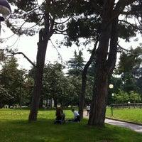 Photo taken at Giardini Margherita by Andrea S. on 5/1/2013