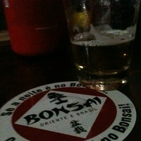 Photo taken at Boteco Sushi by Thales M. on 10/31/2012