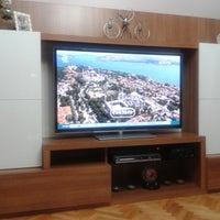 Photo taken at İlkbahar Sokak by YZMETE on 12/31/2013