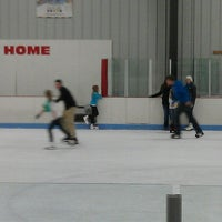 Photo taken at Metro Ice Facility by Shawna S. on 1/5/2014