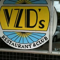 Photo taken at VZD Restaurant & Club by Jim G. on 10/24/2012