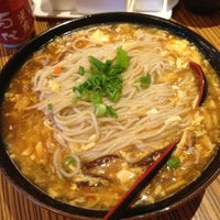 Photo taken at Shang's Noodle House by Sheila B. on 10/25/2012