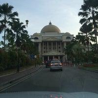 Photo taken at Kompleks Mahkamah Kuala Lumpur (Courts Complex) by Saiful R. on 7/19/2016