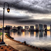 Photo taken at Lake Merritt by Cid P. on 3/15/2013