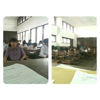 Photo taken at Gedung A FISIP USU by cut junianty s. on 4/25/2013