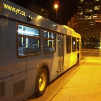 Photo taken at Finch GO Bus Terminal by Benny H. on 10/18/2012