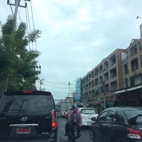 Photo taken at Vacharaphol Intersection by Knackii S. on 8/2/2016