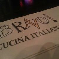 Photo taken at BRAVO! Cucina Italiana by Shyam B. on 10/6/2012