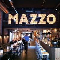 Photo taken at Mazzo by Monique M. on 1/10/2013