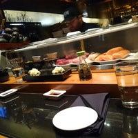 Photo taken at Nikai Sushi by Glenn B. on 2/23/2014