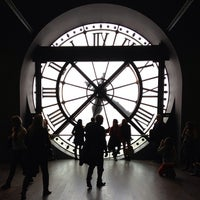 Photo taken at Orsay Museum by Лидия on 4/11/2013
