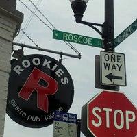 Photo taken at Rookies Gastro Pub by Jon G. on 9/26/2012