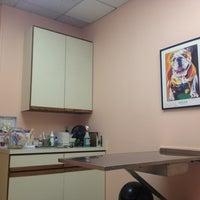 Photo taken at Park Animal Hospital by Porfirio L. on 10/20/2012
