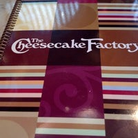 Photo taken at The Cheesecake Factory by Roger S. on 12/21/2012
