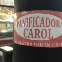 Photo taken at Panificadora Carol by 🍒Géssica V. on 5/24/2013