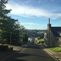 Photo taken at Derry/Londonderry by Daniele P. on 9/13/2016