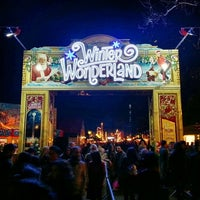 Photo taken at Winter Wonderland by Jonathan C. on 11/21/2013