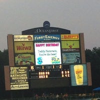 Photo taken at FirstEnergy Park by Teddy P. on 7/27/2014