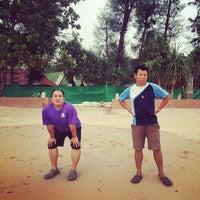 Photo taken at Southern Lanta Resort Koh Lanta by Souththailand T. on 8/29/2014