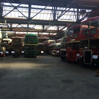 Photo taken at Museum of Transport, Greater Manchester by Steven M. on 9/6/2015